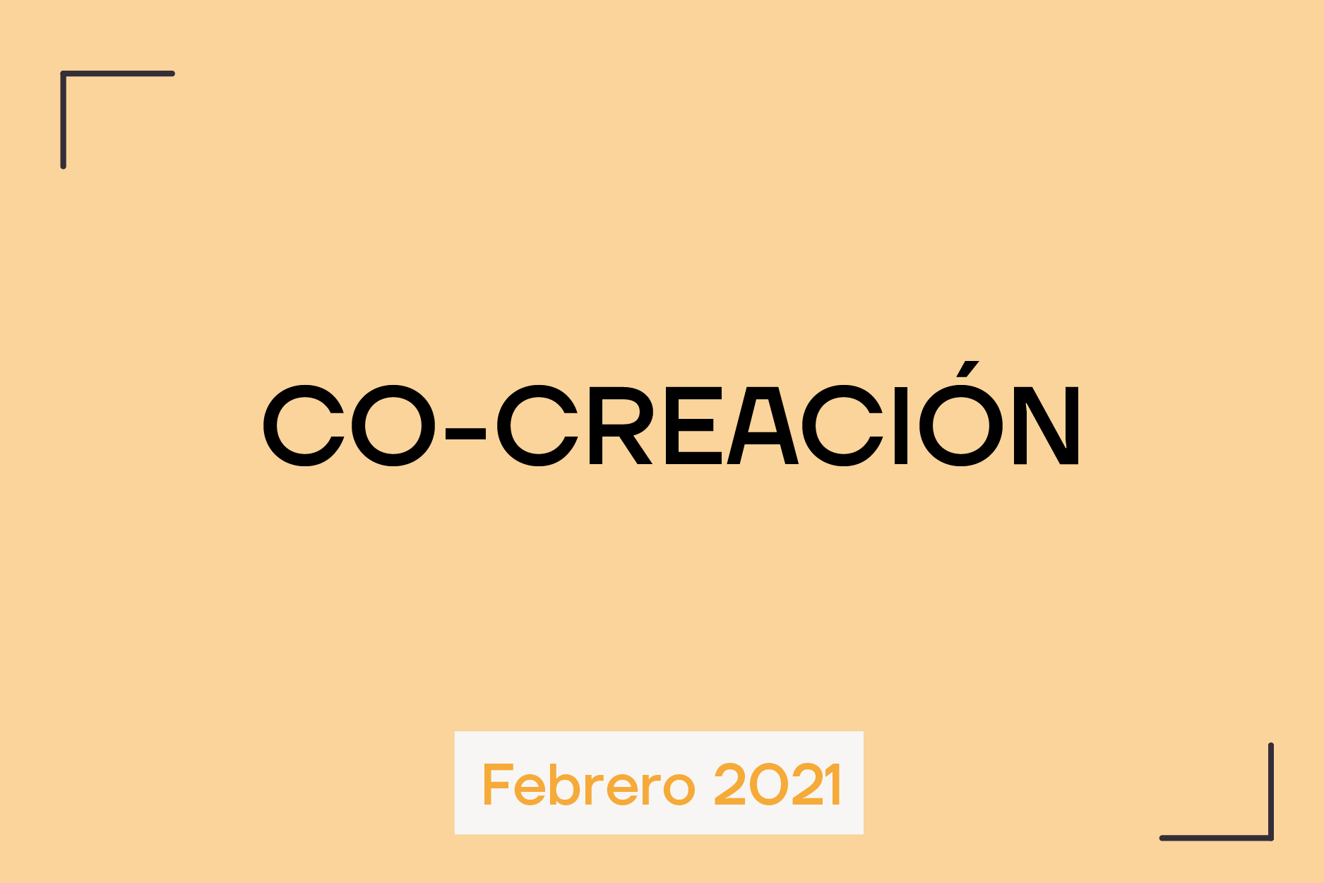 co-creacion febrero 2021